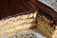 Romanian Desserts, Romanian Food, Easy Peasy, Tiramisu, Cupcake Cakes, Sweet Treats, Food And Drink, Yummy Food, Favorite Recipes