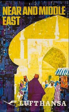 Near and Middle East - Lufthansa