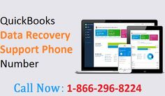 We provide the best support for quick recovery of their lost data. We also have a QuickBooks Data Recovery Support Phone Number to serve our customers more efficiently. Our QuickBooks Data Recovery Helpline Number is 1-866-296-8224. You can connect with us anytime.