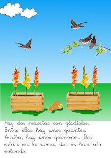 ¿Qué puedo hacer hoy?: Mi jardín: letra G