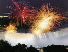 Niagaras Festival of Lights