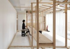 En yu-An / Fumihiko Sano Architects: Fumihiko Sano Location: Taitō, Tokyo, Japan Area: 37 sqm