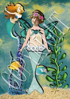 sirène collée Cinderella, Disney Characters, Fictional Characters, Disney Princess, Art, Art Background, Kunst, Performing Arts, Fantasy Characters
