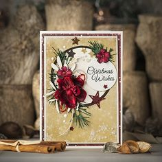 Beautiful handmade products to buy directly from the artists and designers. Flower Vintage, Vintage Cards, Christmas Cards, Arts And Crafts, Artist, Handmade, Beautiful, Design, Christmas E Cards