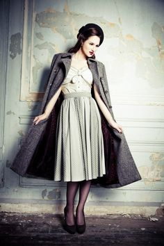 Lena Hoschek Autumn Winter Collection 2012/2013