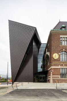 World Maritime University / Tornhuset, | Malmö | Sweden | Education 2016 | WAN Awards