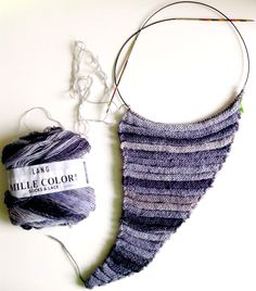 Frangiflutti #knitting