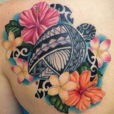 #tattoo #hawaii #hawaiian #hibiscus #plumeria #art #beautiful #ideas