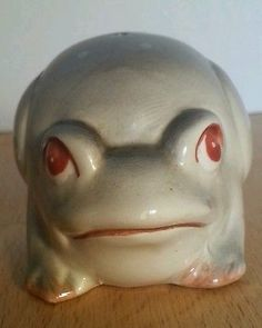 Fitz and Floyd Japan Shaker Frog