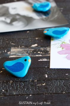 Bird-Painted-Rocks-16.jpg 1,020×1,530 pixels