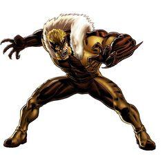 Classic Sabretooth #AvengersAlliance