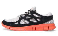 Nike Free Run+ 2 EXT Electric Orange