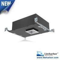 3.5 Inch COB LED Square Shallow Recessed Downlight Kits