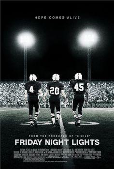 Friday Night Lights / HU DVD 9001-9019 / Book: GV958.P47 B57 2004 http://catalog.wrlc.org/cgi-bin/Pwebrecon.cgi?BBID=9145372