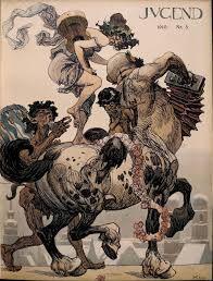File:Heinrich Kley - Jugend - Front page 1910 volume 5