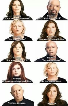 #NoMore #RapeCulture Celebrities against rape!