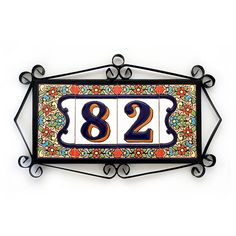 Hey, I found this really awesome Etsy listing at https://www.etsy.com/listing/534685107/modern-address-sign-rustic-number-plaque