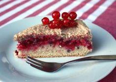 Výborný ríbezľový koláč Sponge Cake, Tiramisu, Cheesecake, Food And Drink, Pudding, Treats, Cookies, Baking, Sweet