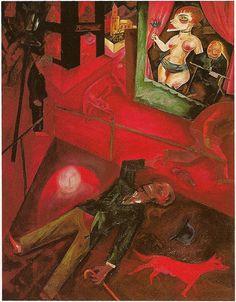 George Grosz Suicide | George Grosz, Suicide, 1916 Dada Movement, George Grosz, Tate Gallery, Vintage Artwork, Museum Of Modern Art, Contemporary Paintings, Art Blog, Art Lessons, Art Inspo