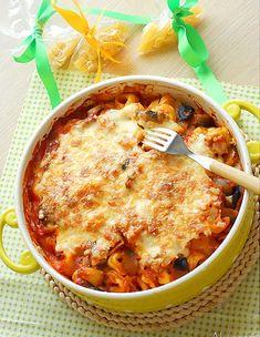 Tortellini with Tomato Sauce Casserole Recipes, Pasta Recipes, Cake Recipes, Fun Cooking, Cooking Time, Cookbook Recipes, Cooking Recipes, Tortellini, Greek Recipes