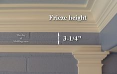 How to Install PICTURE RAIL-108 for About $0.96/ft - The Joy of ...