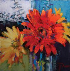 pastel_florals_Scarlet_Moment_Jen_Evenhus | artistsnetwork.com