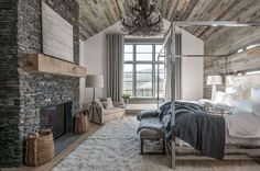Hillside Snowcrest, Montana by Locati Architects... - Fine Interiors