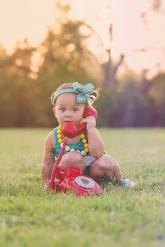 Miss {R} turns two… » Toddler pic ideas.