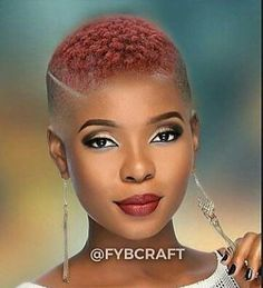 2019 Makeup Beautiful Styles for Black Women Natural Short Cuts, Short Natural Haircuts, Natural Hair Cuts, How To Grow Natural Hair, Short Black Hairstyles, Summer Hairstyles, Short Hair Cuts, Short Hair Styles, Natural Hair Styles