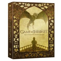 Game Of Thrones DVD: Season 5  http://gameofthronescollectables.com/index.php/game-of-thrones-dvd/  #gameofthrones #gameofthronesmerchandise #gameofthronescollectables #gameofthronesdvd