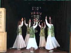Zemer Levav Sukkot Worship Dance