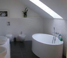 nowoczesne łazienki na poddaszu - Szukaj w Google