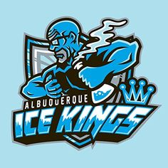 'Ice Kings' TV Show Parody - Vinyl Sticker