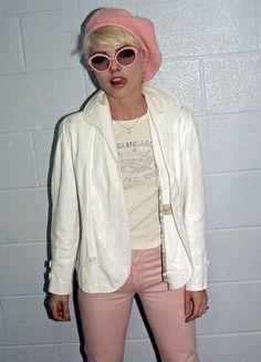 "forever-blondie: """"Debbie Harry photographed by Bob Gruen - 1977 "" """