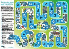 Waterproefjes en spelletjes - Evides Waterbedrijf Printable Board Games, Primary School, Fishing, Diy, Role Playing Board Games, Pirates, Projects, Middle, Recycling