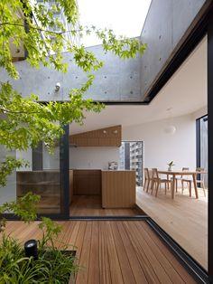 #architecture : Grass Building / Ryo Matsui Architects