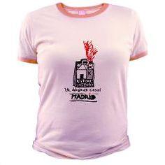 Dibujo A Domicilio Jr. Ringer T-Shirt > Dagugli Little Art Shop