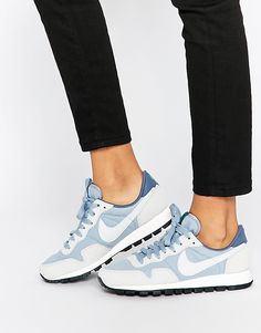 Search for nike pegasus at ASOS. Shop from over styles, including nike pegasus. Discover the latest women's and men's fashion online Basket Sneakers, Grey Sneakers, Leather Sneakers, Air Max Sneakers, Sneakers Nike, Nike Air Pegasus, Nike Air Shoes, Nike Air Max, Lace Up Shoes