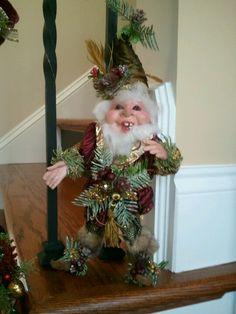 Mark Roberts Mark Roberts Elves, Mark Roberts Fairies, Christmas Fairy, Santa Christmas, All Things Christmas, Elves And Fairies, Elf Ideas, Christmas Decorations, Holiday Decor