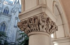 Gargoyles! National Cathedral (by Jerry Gavin, my dad!)