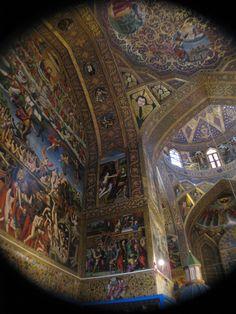 Vank Cathedral Isfahan Iran