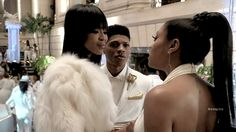 1x8 Hakeem introduces his girlfriend, Camilla, to Cookie. The fur flies then!