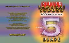 Killer Samurai Sudoku book    http://www.amazon.com/dp/1480070920?tag=thehomeofperf-20