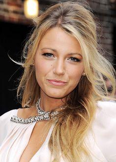 The talented Blake Lively ...  Stylish sex icon...   Her full names are Blake Ellender Lively. She was born Blake Ellender Brown