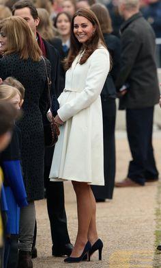 Pin for Later: Kate Middleton hat auch eine künstlerische Ader