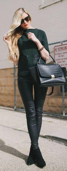 Gorgeous.  All Black.