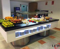 #maquinaria #hosteleria #industrial #buffet #frio #hoteles #bayren #benidorm #diseño