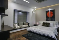 The Tall House a contemporary design by Architect Sunil Patil