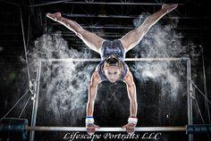 gymnastics portraits - Google Search