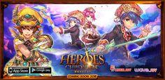 Heroes Chronicle, Mobile Game Terbaru dari WaveJoy - SahabatGamer